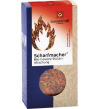 Sonnentor Scharfmacher Gewürz-Blüten-Mischung, 30 gr Packung