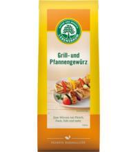 Lebensb Grill-und Pfannengewürz, 50 gr Packung