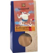 Sonnentor Aladins Kaffeegewürz, 25 gr Packung