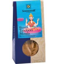 Sonnentor Shantis Tandoori Masala, 32 gr Packung