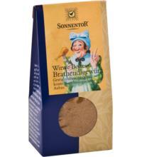 Sonnentor Witwe Boltes Brathendelgewürz, 35 gr Packung