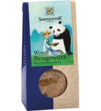 Sonnentor Wongs Reisgewürz, 40 gr Packung