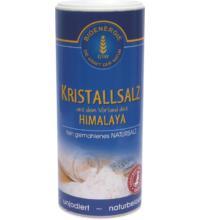 Bioenergie Himalaya Kristallsalz-Streuer,  unjodiert,  200 gr Dose