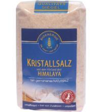 Bioenergie Himalaya Kristallsalz fein,  unjodiert,  1 kg Packung