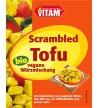 Vitam GmbH Scrambled Tofu Würzmischung, 17 gr Packung