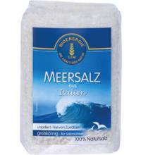 Bioenergie Meersalz aus Italien grob, 1 kg Packung