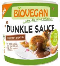 Biovegan Dunkle Sauce, 100 gr Dose
