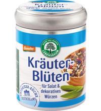 Lebensb Kräuter-Blüten, für Salat & dekoratives Würzen, 25 gr Dose