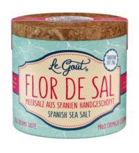 Le Gout Flor de sal, 125 gr Dose
