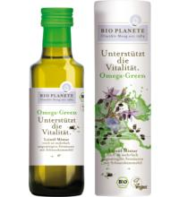 Bio Planète Omega Green, 100 ml Flasche