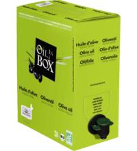 Bio Planète Olivenöl mild,  3 ltr Oil in Box