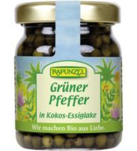 Rapunzel Pfeffer grün in Kokosessiglake, 60 gr Glas(35 gr) in Kokosessiglake