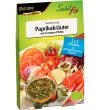Beltane Salatfix-Paprikakräuter mit Zitronen-Pfeffer, 31,2 gr Beutel