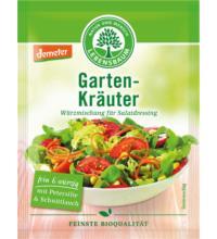 Lebensb Zubereitung für Salatsauce - Garten Kräuter 3 x 5 gr Packung