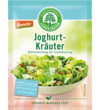 Lebensb Zubereitung für Salatsauce - Joghurt Kräuter 3 x 5 gr Packung