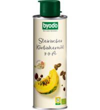 byodo Steirisches Kürbiskernöl g.g.A, 250 ml Dose