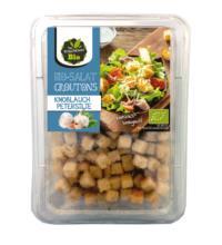 Die Frischebox Salatcroutons Knoblauch - Petersilie, 90 gr Packung