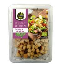 Die Frischebox Salatcroutons Thymian - Majoran, 90 gr Packung