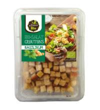 Die Frischebox Salatcroutons Basilikum, 90 gr Packung