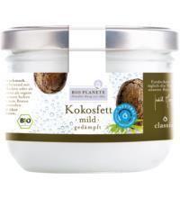 Bio Planète Kokosfett, mild gedämpft, 400 ml Glas