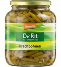De Rit Brechbohnen, 680 gr Glas (360 gr)