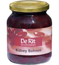 De Rit Kidney Bohnen, 350 gr Glas (215 gr)
