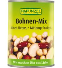 Rapunzel Bohnen Mix, 400 gr Dose (240 gr)