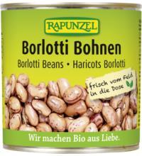 Rapunzel Borlotti Bohnen, 400 gr Dose (250 gr)