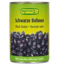 Rapunzel Schwarze Bohnen, 400 gr Dose (240 gr)