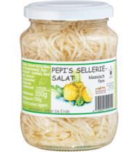 Pflügelmeier Selleriesalat, klassisch fein, 350 gr Glas (180 gr)