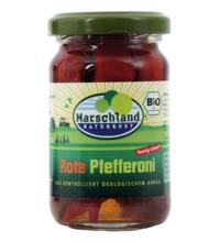 Marschland Rote Pfefferschoten, 95 gr Glas (50gr)