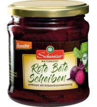 Schweizer Rote Bete Scheiben, 330 gr Glas (220 gr)