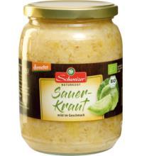 Schweizer Sauerkraut, 680 gr Glas (650gr)