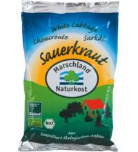 Marschland Sauerkraut, 520 gr Beutel (500gr)