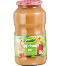 dennree Apfelmark, 700 gr Glas
