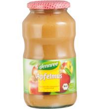 dennree Apfelmus, 700 gr Glas