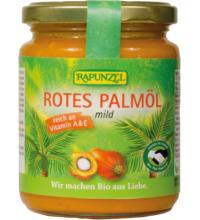 Rapunzel Rotes Palmöl mild HIH, 200 gr Glas