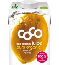 Dr. Antonio Martins King Coco Juice, 0,5 ltr Packung