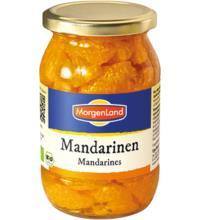 Morgenland Mandarinen, 350 gr Glas (195 gr)