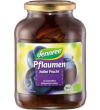 dennree Pflaumen, 540 gr Glas (305 gr)