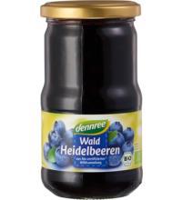 dennree Heidelbeeren, 350 gr Glas (125 gr)
