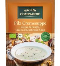 Natur Comp Pilzcremesuppe, 40 gr Beutel