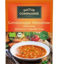 Natur Comp Gemüsesuppe Minestrone, 50 gr Beutel