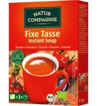 Natur Comp Fixe Tasse Tomate,20gr, 3 Btl Packung für 3x0,2 ltr