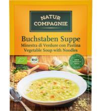 Natur Comp Buchstabensuppe, 50 gr Beutel