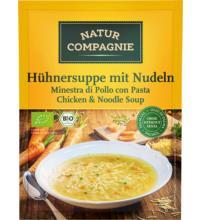 Natur Comp Hühnersuppe, mit Nudeln, 40 gr Beutel