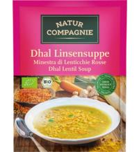 Natur Comp Dhal Linsensuppe, 60 gr Beutel