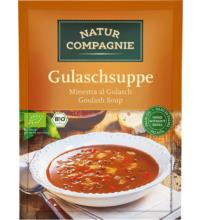 Natur Comp Gulaschsuppe, 57 gr Beutel