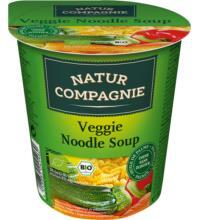 Natur Comp Bechergericht, Veggie Noodle Soup, 50 gr Becher