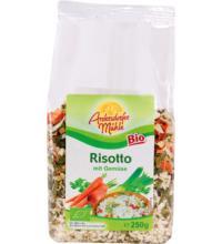 Antersdorfer Mühle Risotto mit Gemüse, 250 gr Packung